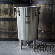 Brewtech Brewmaster Bucket 52lt Stainless Steel Conical Fermenter