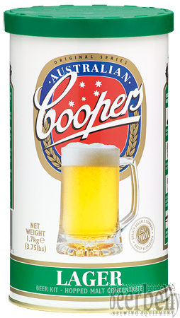 Coopers Lager Kit