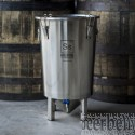 Brewtech Brewmaster Bucket 52lt Stainless Steel Conical Fermenter