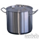 STOCK POT 36lt Stainless Robinox