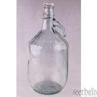 5lt Glass Demijohn