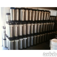 19lt Ball Lock Post Mix Keg