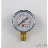 Micromatic Regulator Low Pressure Gauge