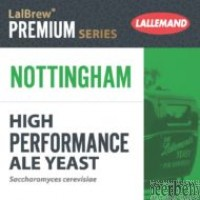 LalBrew® Nottingham High Performance Ale Yeast 11gm