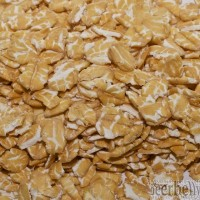 Flaked Wheat