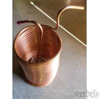 IMMERSION CHILLER 18m Copper