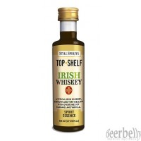 Top Shelf Irish Whiskey