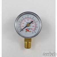 Micromatic Regulator Low Pressure Gauge